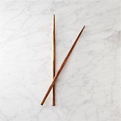 peri sheesham wood chopsticks