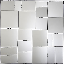 """perspective 24.25"""" wall mirror"""