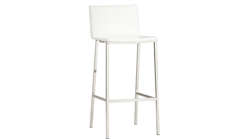 "phoenix ivory 24"" counter stool"