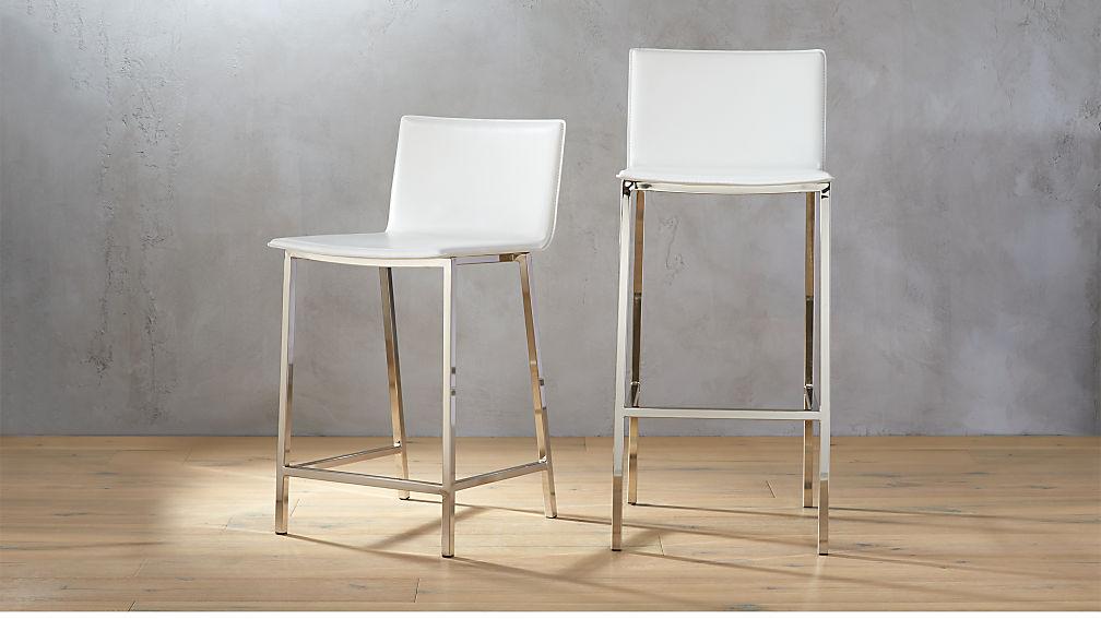 phoenix ivory bar stools CB2 : phoenix ivory bar stools from www.cb2.com size 1008 x 567 jpeg 58kB