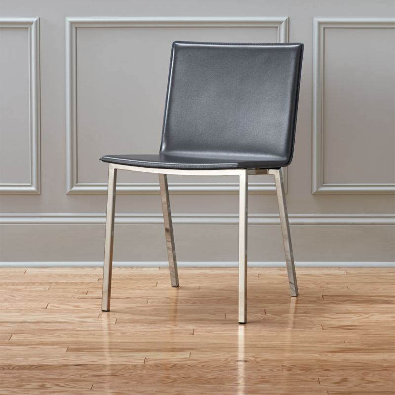 Phoenix carbon grey chair cb