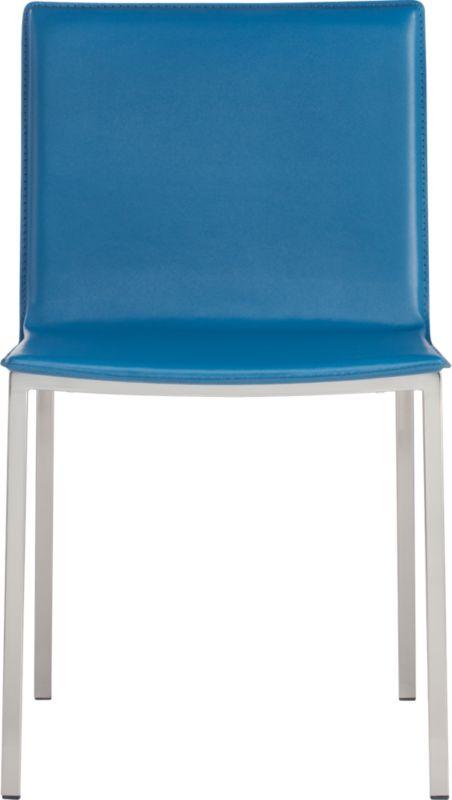 phoenix swoon blue chair