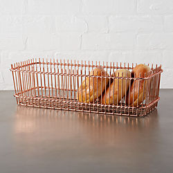 picket bread basket