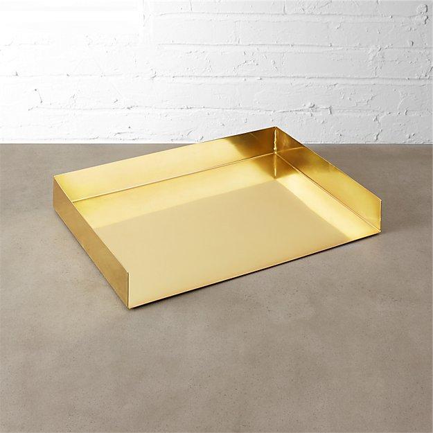 pilar letter tray