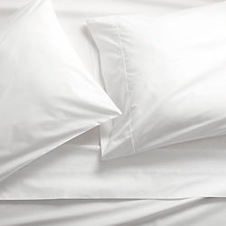 pima 415 thread count white sheet sets