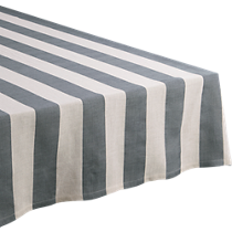 pipeline grey tablecloth