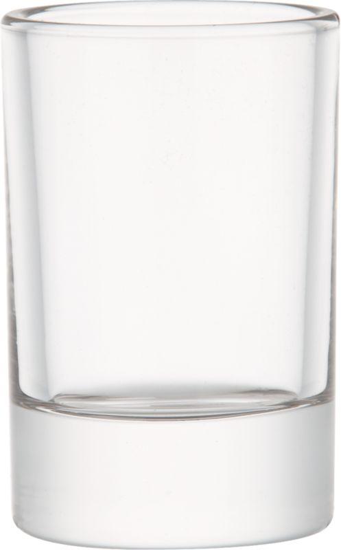 piston shot glass