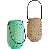 plus ceramic lanterns