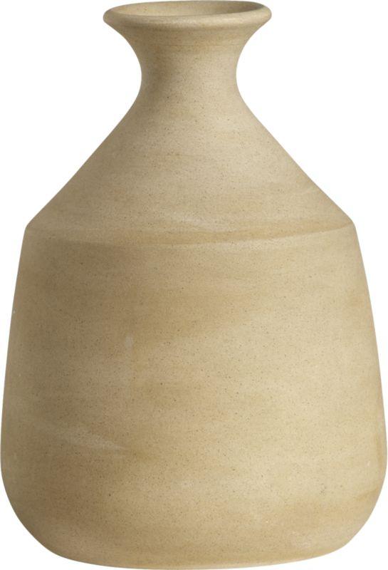 pompeii clay vase