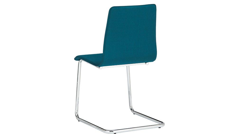pony peacock chair
