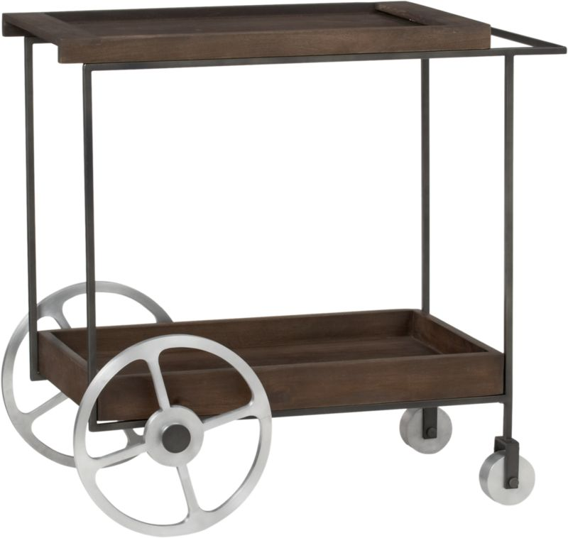 porter bar cart
