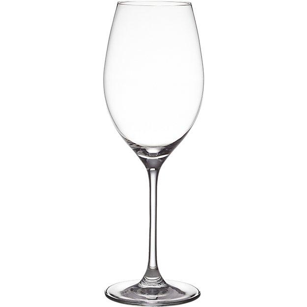 Pour White Wine Glass CB2