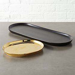 2-piece prescription platter set