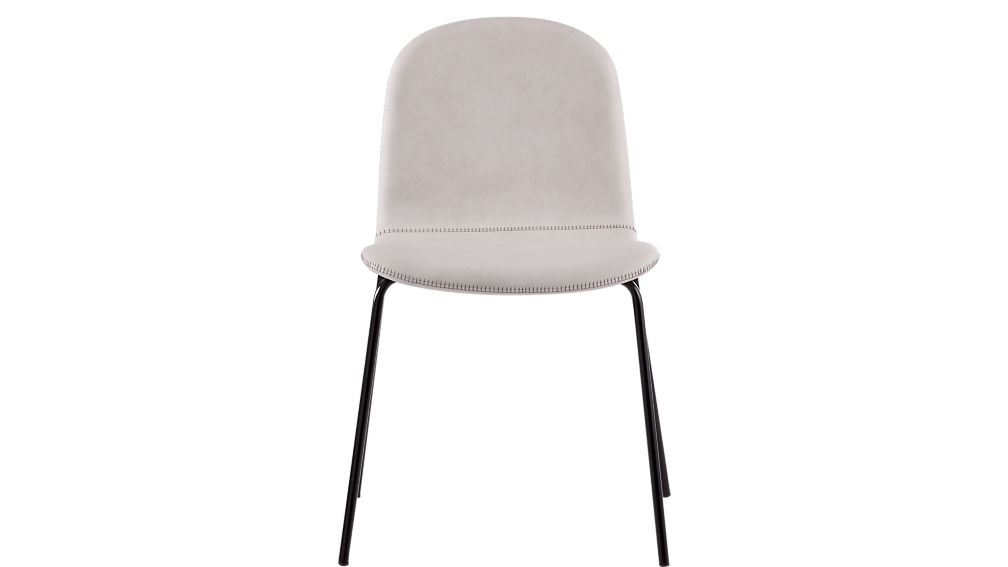 primitivo white chair