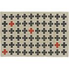 ground control jute rug 6'x9'.