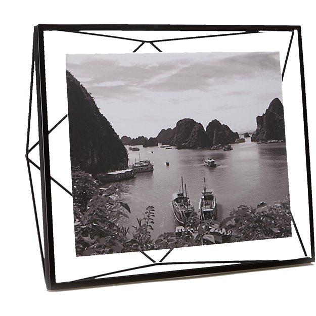"prisma black 8""x10"" picture frame"