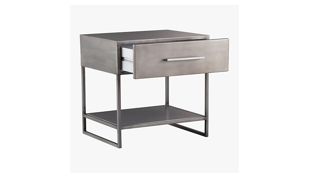 proof nightstand cb2 bedroom furniture