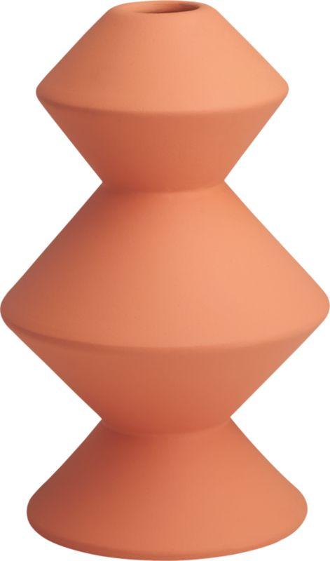 ptero salmon vase