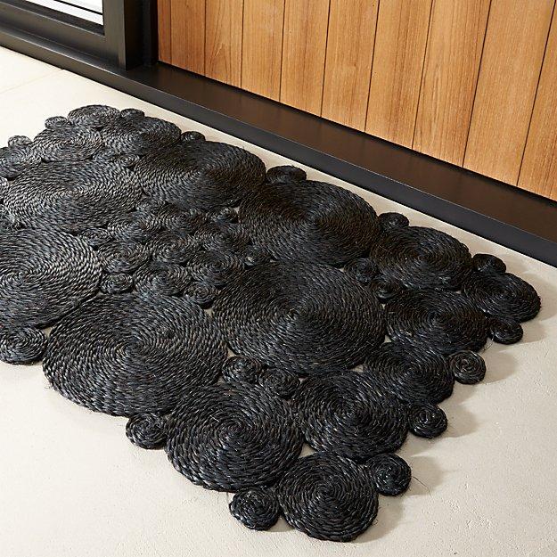 punch doormat