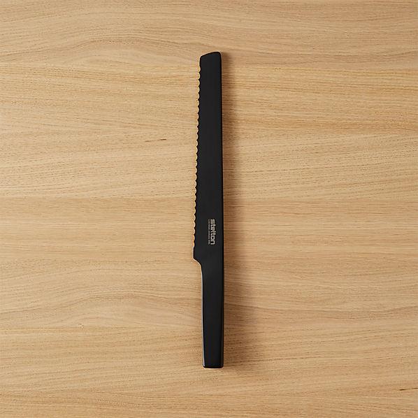 PureBlackBreadKnife9p5inSHF16