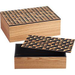 quilt boxes