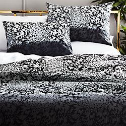 butterfly wheel grey bed linens