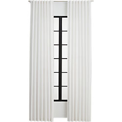 radiant curtain panel