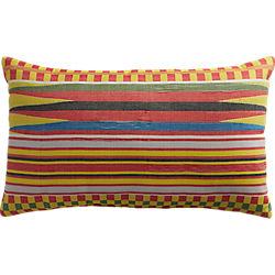 """havana 20""""x12"""" outdoor pillow"""
