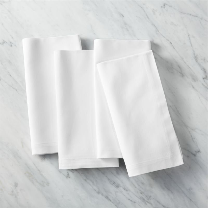 restaurant dinner napkins set of 4