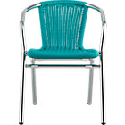 rex turquoise chair.