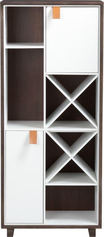 root wine cabinet