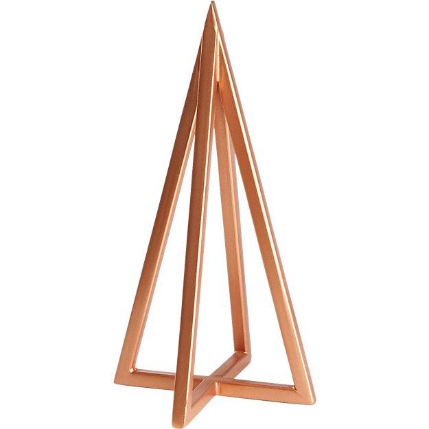 small copper tree frame