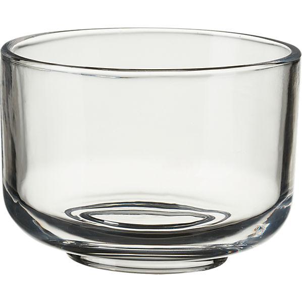 RoundishMiniBowlGlassS16