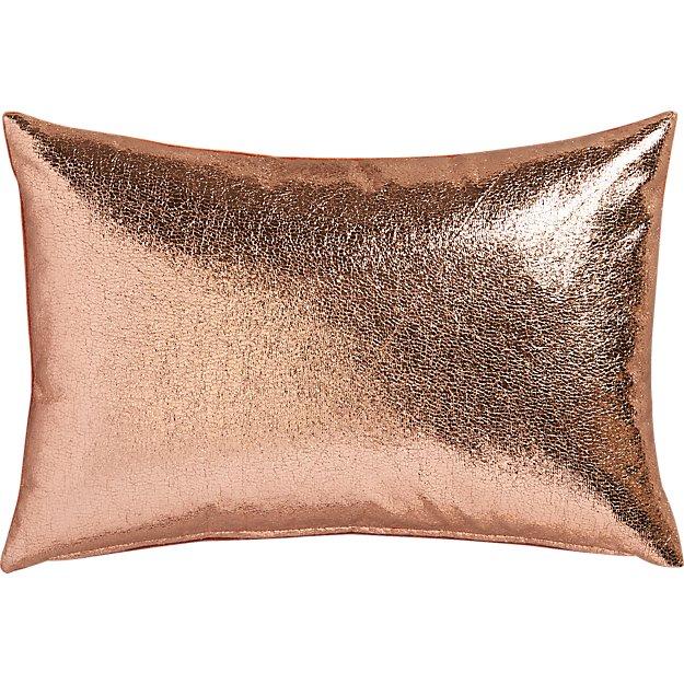 """rove 18""""x12"""" pillow"""