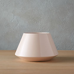 roz small pink planter