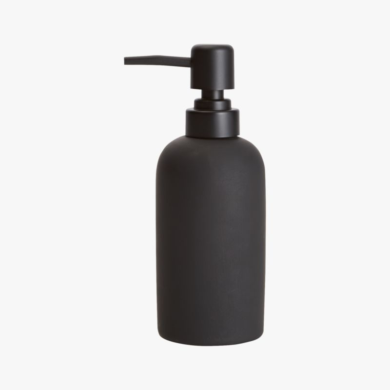 rubber coated soap pump