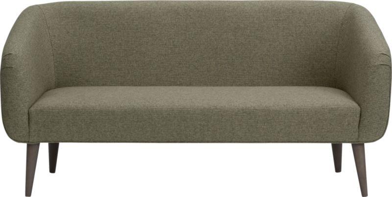 rue carmel tweed apartment sofa
