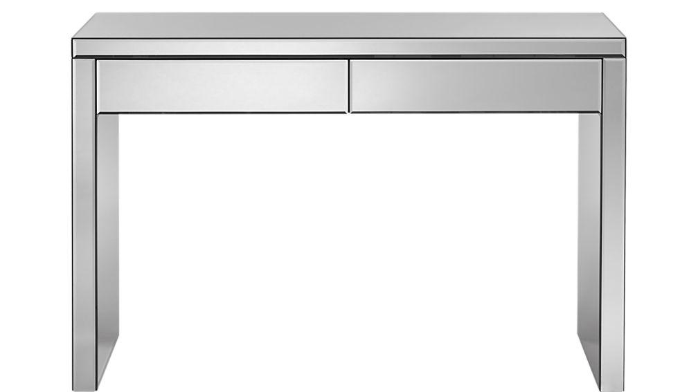 runway mirror desk