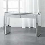runway mirror desk