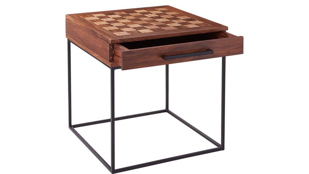 SAIC checkers-chess table
