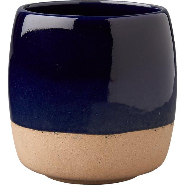 SAIC yunomi colbalt teacup