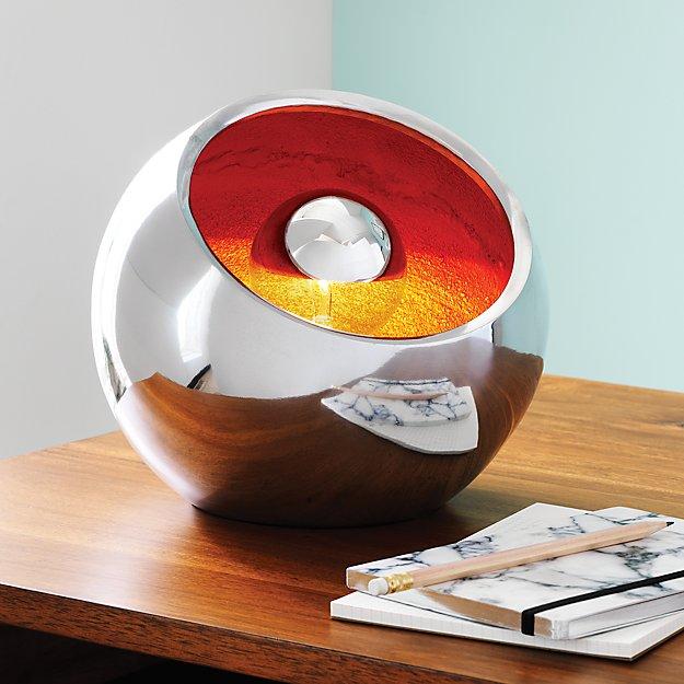 SAIC bright bowl table lamp