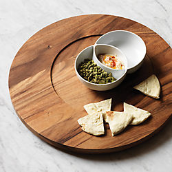 SAIC neat but lazy susan