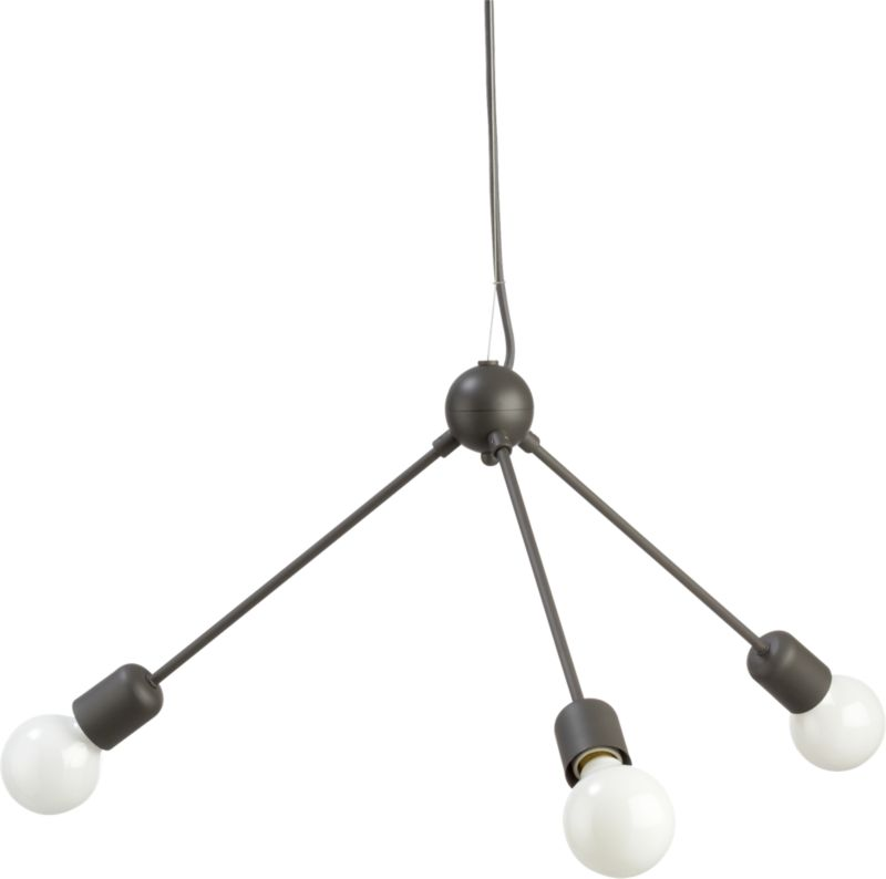 satellite pendant lamp