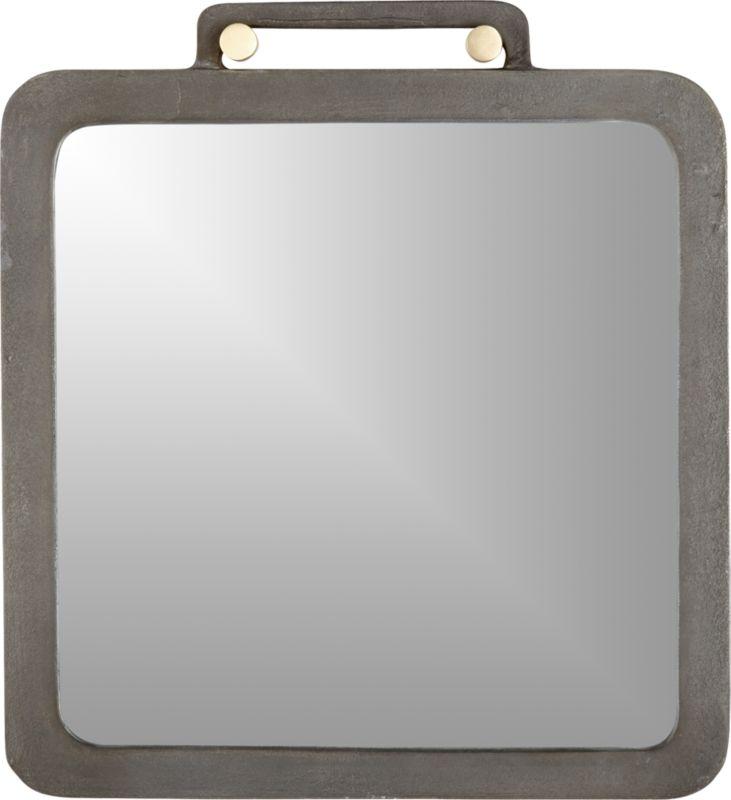 "selfie 16""x17.5"" mirror"