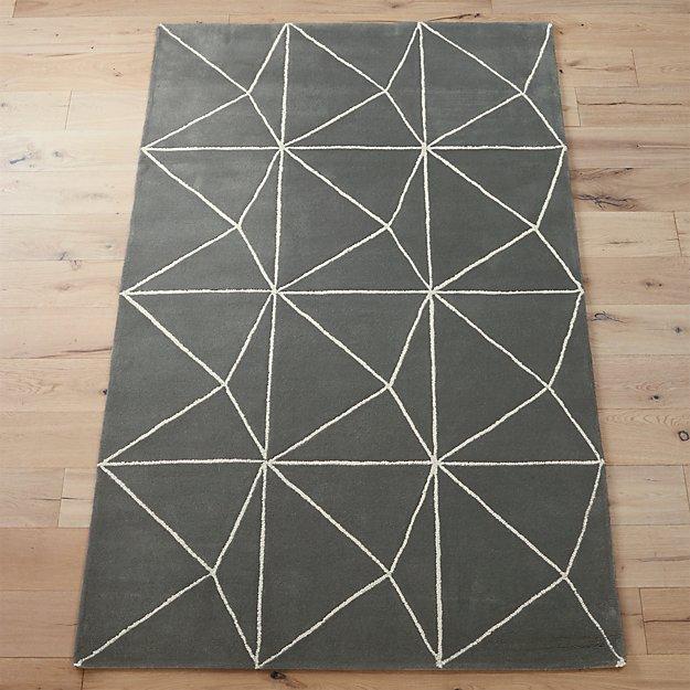 shatter rug