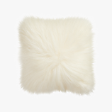 "icelandic sheepskin 16"" pillow"