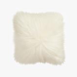 """icelandic sheepskin 16"""" pillow"""