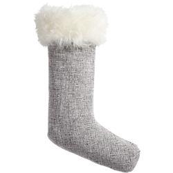 sheepskin stocking