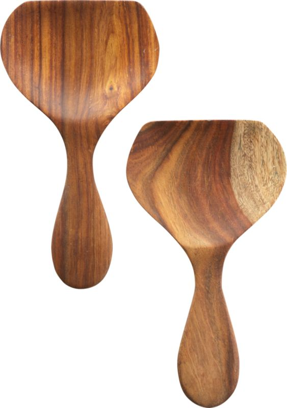 shesham salad servers set of 2